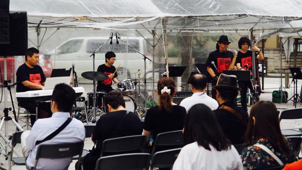 ついったー東方部 今年も金沢ジャズストリートに出演決定します。